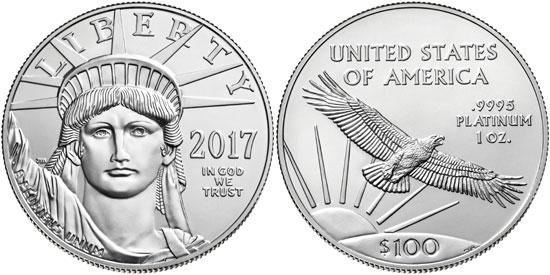 Platinum Eagle Coin