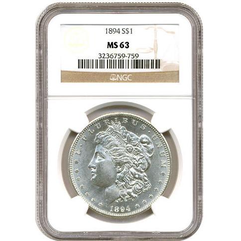Slabbed Coin