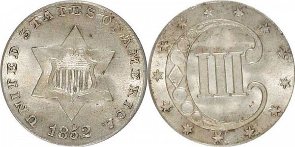 Three Cent Piece Silver