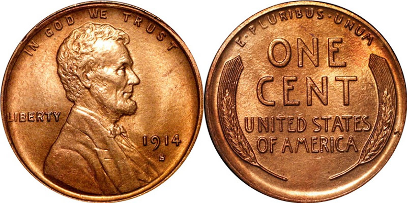 Lincoln Head Cent
